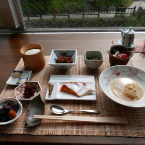 綿の湯 朝食&感想