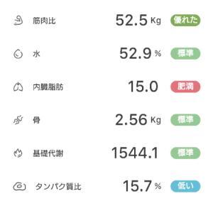 減量生活 #157 -15kg!