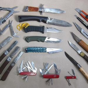 ナイフの話 その1
