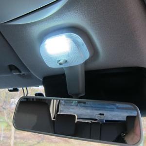 車内ランプをLEDに交換