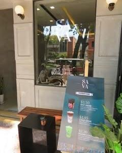 小さな街角カフェ SAVA Coffee & Bistro