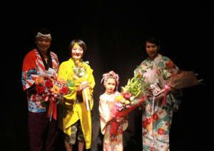 プノンペンで新春に日本舞踊 「宴 Utage」