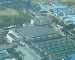 フランス プノンペンの浄水場建設を支援