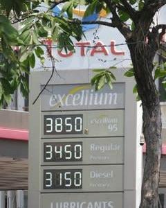 カンボジア 2020年2月の物価上昇率