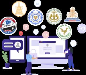 商業登記等のオンラインシステム稼働 税務・労務も一括登録可能に