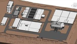 神鋼環境ソリューション シェムリアップの浄水場工事着工