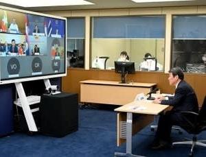 第13回日メコン外相会議 日本は医療資機材等を支援へ