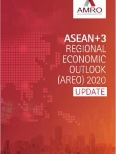 AMRO  ASEAN各国の成長率予測引下げ カンボジアはマイナス1.8%