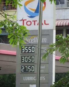 カンボジア 2020年9月の物価上昇率