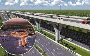 プノンペン新空港までの高速道路を建設へ