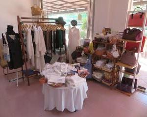 天然繊維を使った衣類 Linne Organics