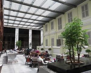 ハイアットホテルのラウンジレストラン Market Café