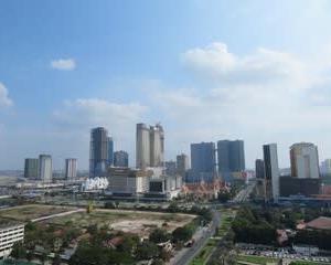 新型コロナ カンボジアの状況 1月25日