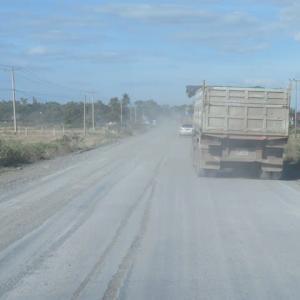 公共事業運輸大臣 韓国企業の低品質道路工事に激怒 契約取消処分