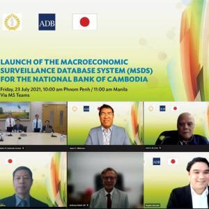 中央銀行 マクロ経済監視データベース・システム稼働