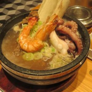 久しぶりに韓国料理 Dosegi