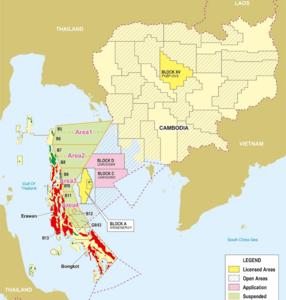 海上油田 ついに商業生産開始