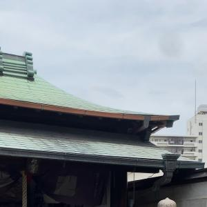 歴史の町をぶらりあるき・・・ぶらりウォーク(大阪メトロ)②