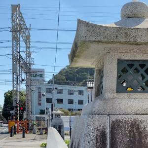 京街道を歩く・・・(樟葉から石清水八幡宮まで)② いよいよ石清水八幡宮!