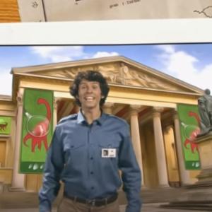 Andy's Dinosaur Adventures(大恐竜時代へGO!)主題歌の英語歌詞は?