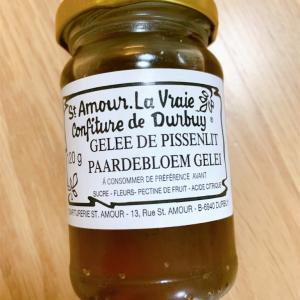 ベルギー土産のタンポポのジャム 食べてみたよレポ