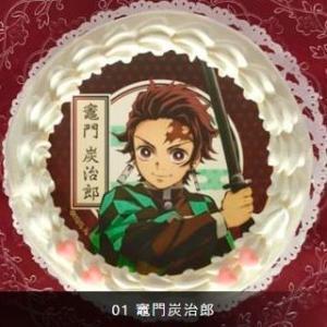 ◇◆ 鬼滅の刃 【悪鬼滅殺☆キャラクターケーキ&マカロン&カップケーキ】 ◆◇