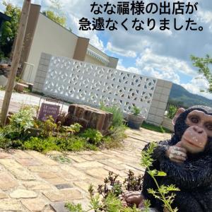 cafe庵 出店店舗様変更のお知らせ @庭楽育ささやまBASE