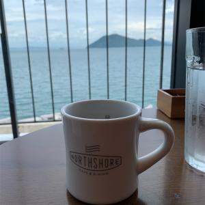 絶景カフェ ①ノースショア(NORTHSHORE)高松