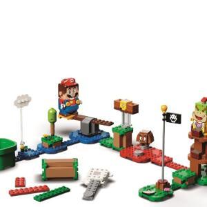 【予約受付中】LEGO レゴ マリオとぼうけんのはじまり スターターセット 71360