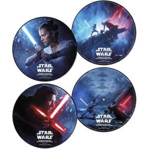 【予約受付中】スターウォーズ「スカイウォーカーの夜明け」Star Wars: The Rise of Skywalker (Limited Edition Picture Disc) [2LP] [12 inch Analog] インポート