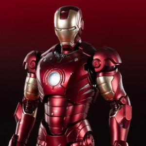 開催記念商品【6月19日(金)11時発売】S.H.Figuarts アイアンマンマーク3 -《Birth of Iron Man》 EDITION‐(アイアンマン)