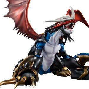 【7月3日(金)13時発売】Precious G.E.M.シリーズ デジモンアドベンチャー02 インペリアルドラモン:ドラゴンモード