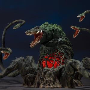 即完売の再販!【7月22日(水)16時発売】S.H.MonsterArts ビオランテ Special Color Ver.