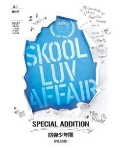 """数量限定の先着順!「BTS """"Skool Luv Affair Special Addition""""SPECIAL ADDITION」が再販"""