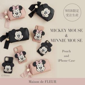 """再受注中!!「Maison de FLEUR x """"ミッキー""""&""""ミニー""""コラボ」"""