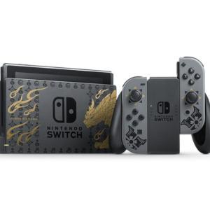 2/27(土)予約開始!「Nintendo Switch モンスターハンターライズ スペシャルエディション」