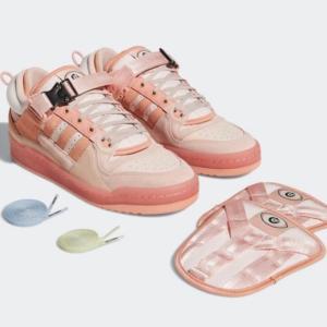 2万円が9万円のプレ値!「adidas Forum Low Bad Bunny Pink Easter Egg」
