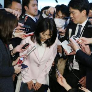 森雅子法相の「検察官逃げた」騒動 答弁の裏にある成功体験