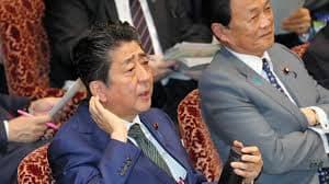 安倍首相、昭恵夫人の花見は「レストランの敷地内>苦しい釈明w