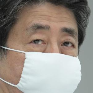 【反安倍行為】 #WHO 「布製マスクはいかなる状況下であっても推奨しない