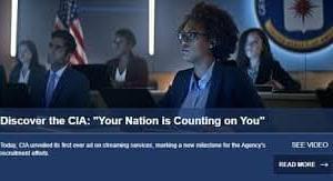 【米国】米CIA、ネットで「スパイ募集」