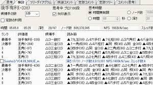 藤井聡太七段(17歳)最強将棋ソフトが6億手以上読んでようやく最善と判断する異次元の手を23分で指す