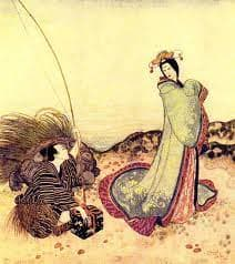 浦島太郎の真実>本当は「乙姫と浦島の恋愛物語」だった