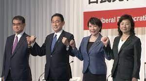 4候補とも小粒だな>自民党総裁選に物申す:  政界:のご意見番・亀井静香氏