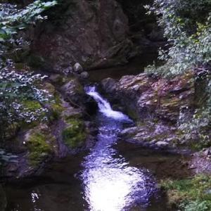 滝の入りの滝です🍀