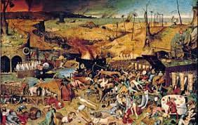 人口の1/3が死んだ「黒死病」はいかに社会を変えたか【感染症、歴史の教訓】>恐ろしい疫病にも「恩恵」はあった