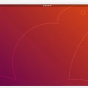 Hyper-Vで仮想マシンにLinuxを動かす
