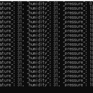 【ラズパイ】ネットワークでセンサーデータを送信する。