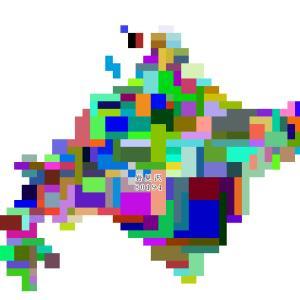 【北海道大戦】マップデータを管理する