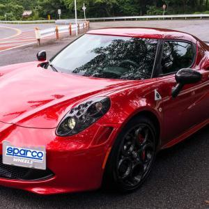 Forza!4C 【 今朝の学び 】2020. 2 12《 Alfaromeo4C イタリアの威信をかけたプロジェクトコードネーム4C 導入の理由 語りby Yoshiki Sato